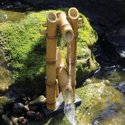 Aquascape Deer Scarer Bamboo Fountain