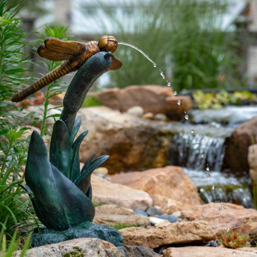 Aquascape Dragon Fly Pond Spitter