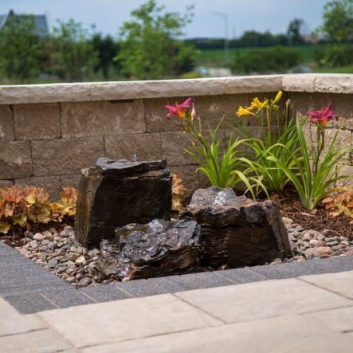 Pagoda Rocks (Set of 3) Landscape Fountain Kit