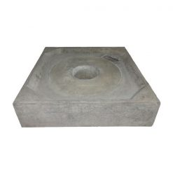 Patio Basin Gray