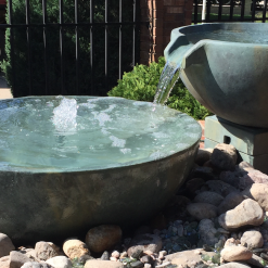 Spillway Bowls and Basins