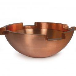 Atlantic 26 Copper bowl w:(4) Spillways